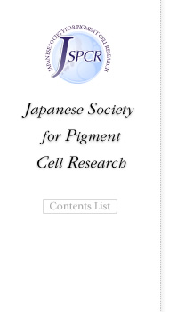 Japanese Society for Pigment Cell Research